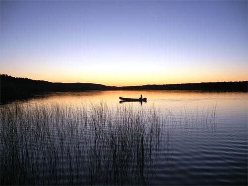 Travis On Little Traverse Lake Mynorth Com