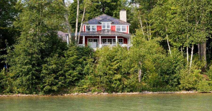 summer cottage on walloon lake