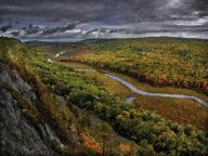Michigan's Porcupine Mountains