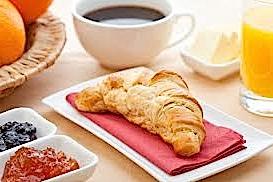 Breakfast pastry