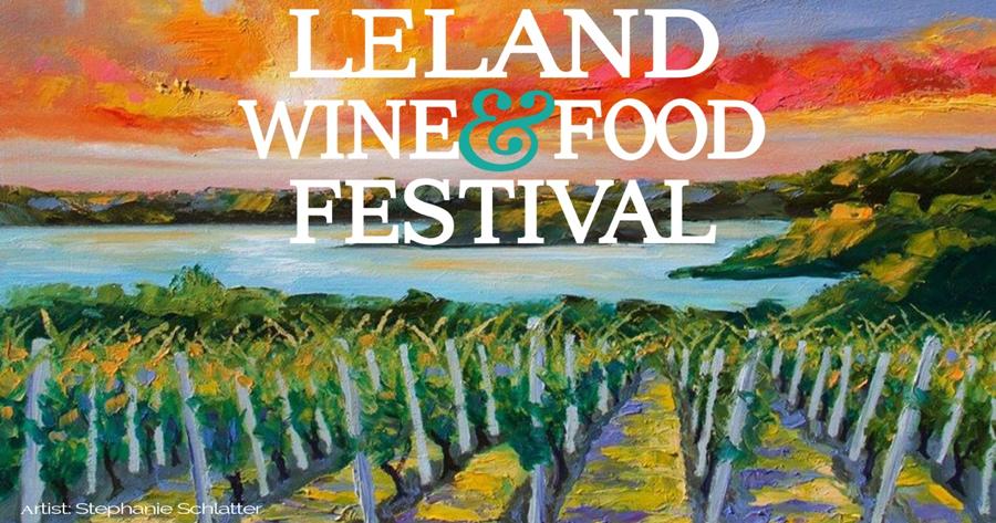 leland wine and food festival 2017